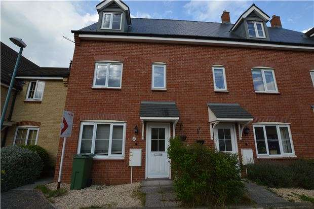 3 Bedrooms End Of Terrace House for sale in West Way, Bishops Cleeve, GL52 8SG