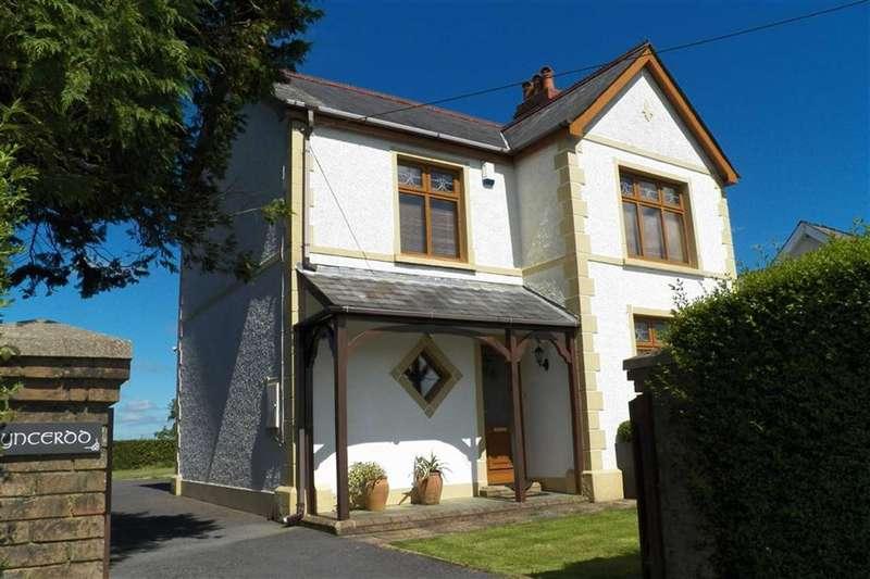 3 Bedrooms Property for sale in Llanddarog, Carmarthen