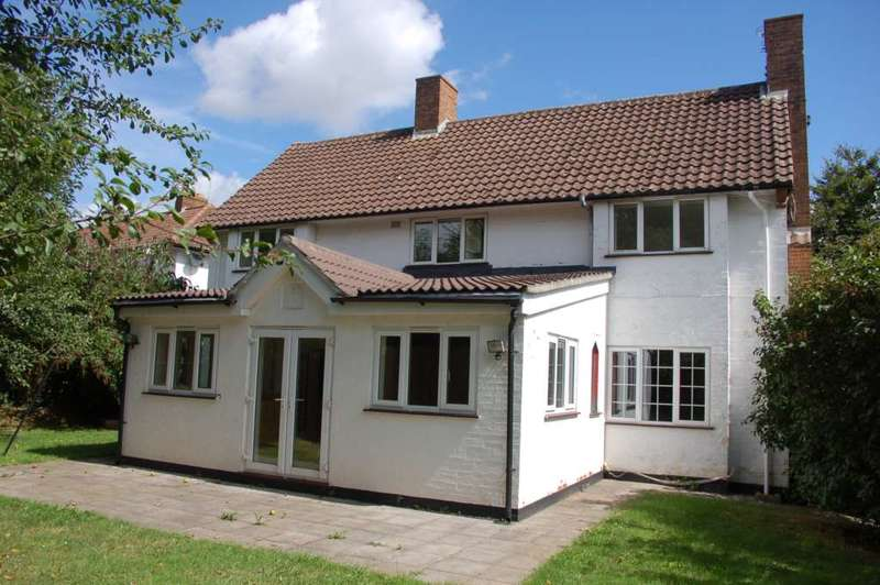 5 Bedrooms Detached House for sale in Galmington Road, Taunton