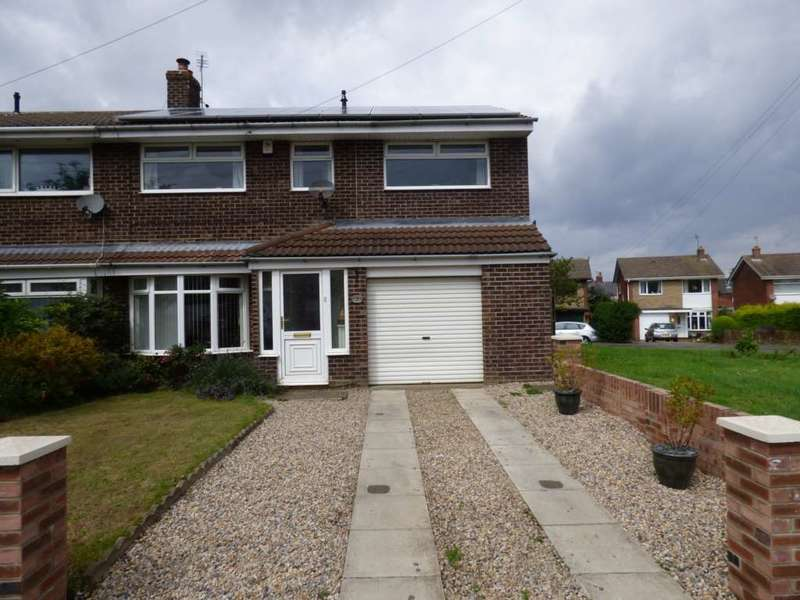 4 Bedrooms Semi Detached House for sale in Winchester Road, Brotton