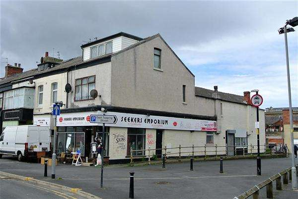 3 Bedrooms Property for sale in Mixed Use Investment King Street, Blackpool