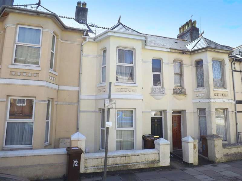 3 Bedrooms Terraced House for sale in Penlee Place, Plymouth