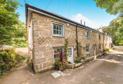 2 Bedrooms End Of Terrace House for sale in Heamoor, Penzance