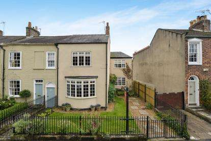 3 Bedrooms End Of Terrace House for sale in West Green, Stokesley, North Yorkshire
