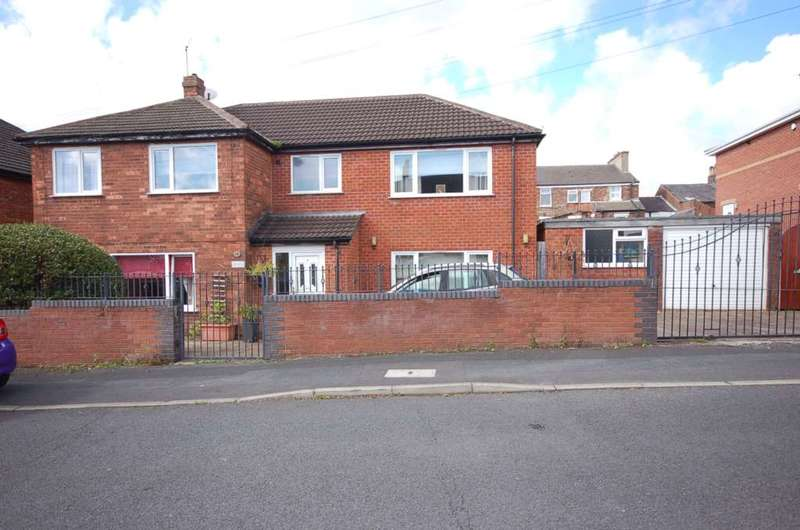 4 Bedrooms Detached House for sale in Poplar Avenue, Kirkham