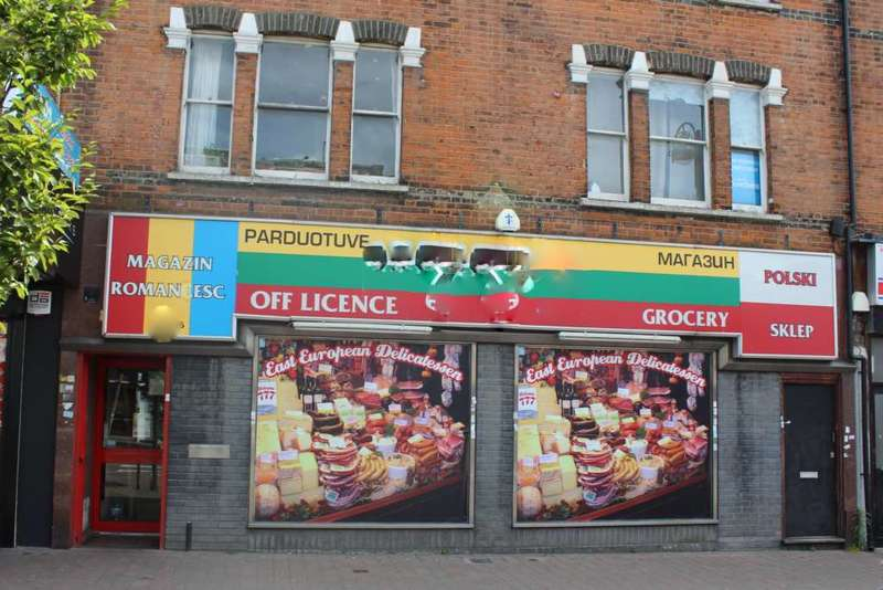 Retail Property (high Street) Commercial for sale in High Road Leytonstone, London