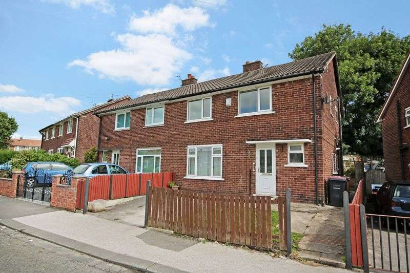 4 Bedrooms Semi Detached House for sale in Parkway, Worsley