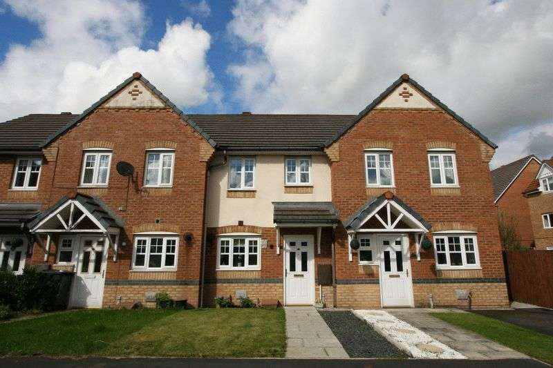 2 Bedrooms Terraced House for sale in Madison Park Westhoughton Bolton