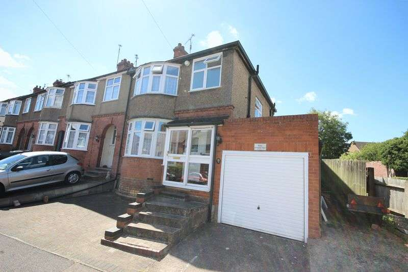 3 Bedrooms Semi Detached House for sale in St. Pauls Road, Luton