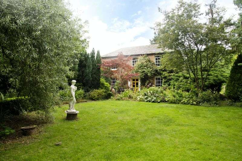 4 Bedrooms Detached House for sale in Kings Caple 1.2 acres