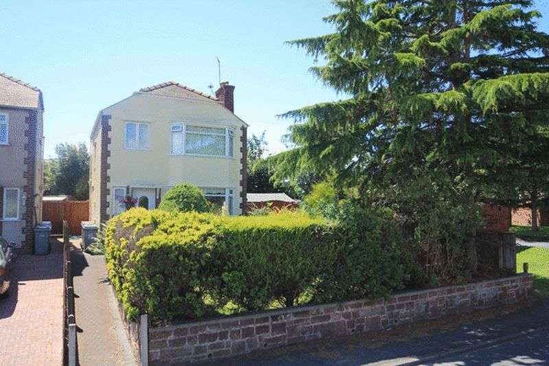 3 Bedrooms Detached House for sale in Whitfield Lane, Heswall, Wirral