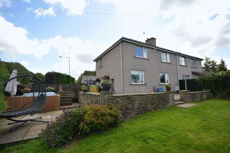 3 Bedrooms Semi Detached House for sale in Altham Lane, Altham