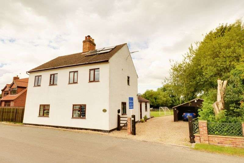 4 Bedrooms Cottage House for sale in Church Road, Laughton