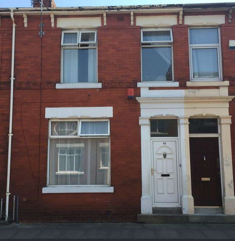 3 Bedrooms Terraced House for sale in ALERT STREET, PR2 2SP