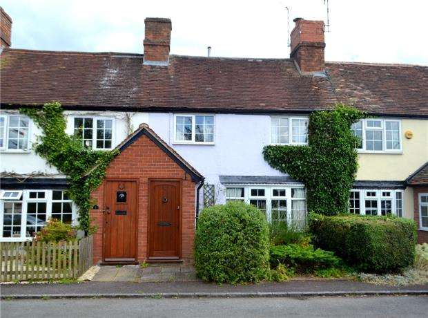 3 Bedrooms Terraced House for sale in High Town, Princethorpe, Rugby, Warwickshire