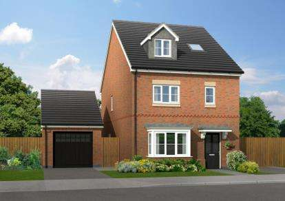 4 Bedrooms Detached House for sale in Humberston Meadows, Humberston Avenue, Humberston, Lincolnshire