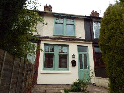 2 Bedrooms Terraced House for sale in Leek Road, Hanley, Stoke-On-Trent, Staffordshire