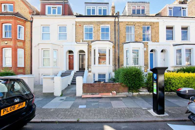 2 Bedrooms Flat for sale in Vant Road, London SW17