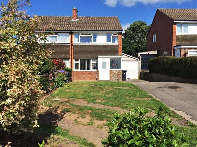 3 Bedrooms Semi Detached House for sale in Milldale Crescent, Honiton