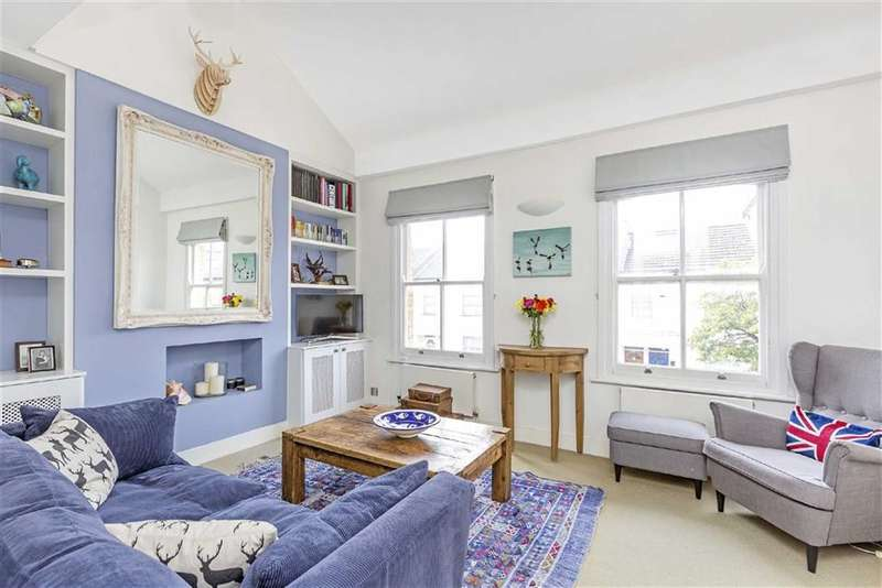 2 Bedrooms Flat for sale in Broughton Road, Fulham, London, SW6