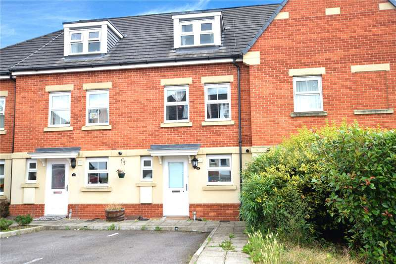 3 Bedrooms Terraced House for sale in Aphelion Way, Shinfield, Reading, Berkshire, RG2