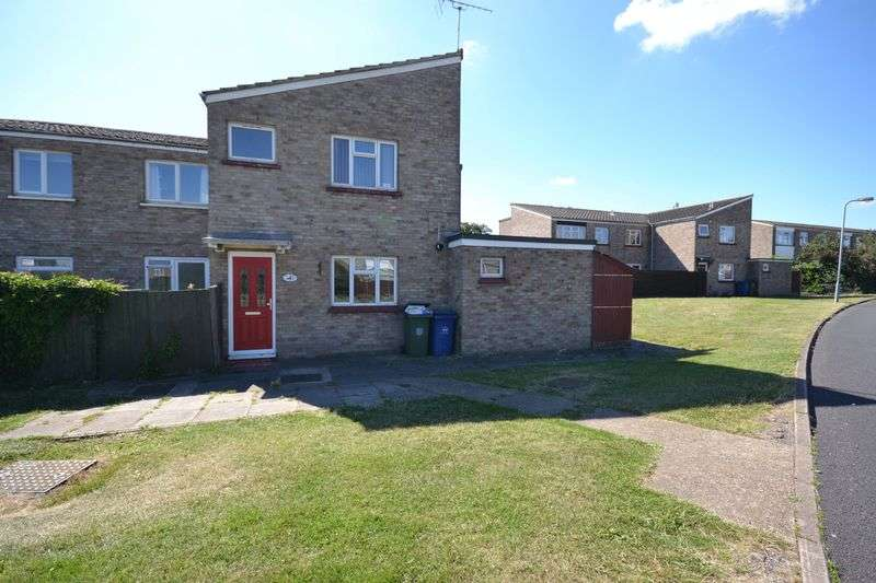 3 Bedrooms Semi Detached House for sale in Parkmill Close, Stanford-Le-Hope