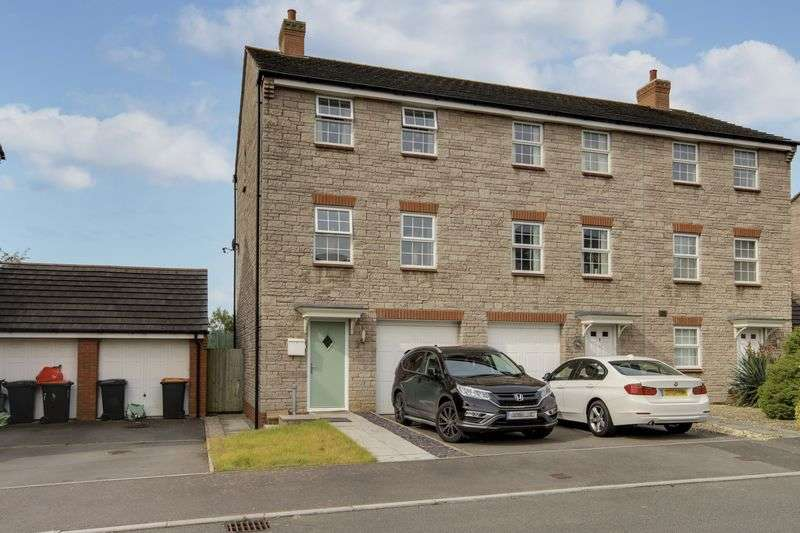3 Bedrooms Terraced House for sale in Bronllys Grove, Newport