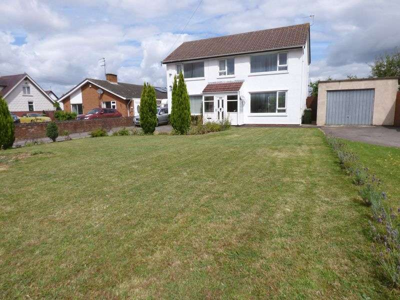 4 Bedrooms Detached House for sale in Ermin Street, Gloucester