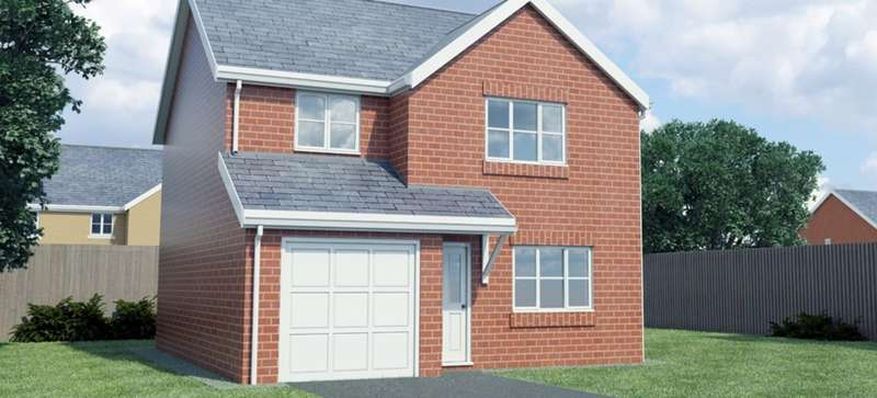 3 Bedrooms Detached House for sale in Nant Seren, Church Village, Pontypridd