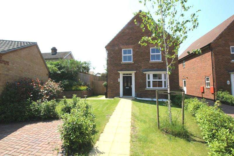 4 Bedrooms Detached House for sale in Calgary Close, Waterlooville