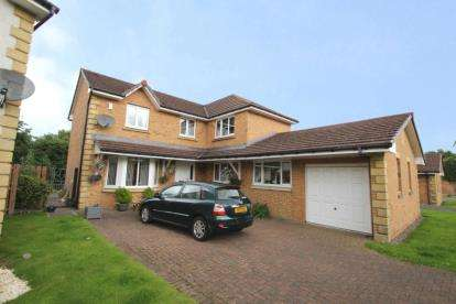5 Bedrooms Detached House for sale in Birrell Gardens, Murieston