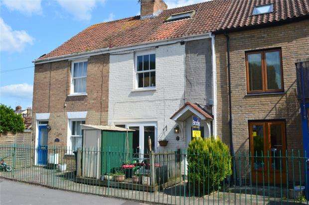 3 Bedrooms Terraced House for sale in Portland Place, Taunton, Somerset