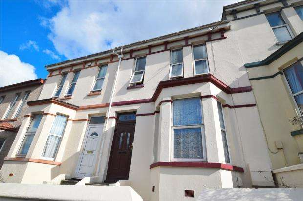 3 Bedrooms Terraced House for sale in Furzehill Road, Plymouth, Devon