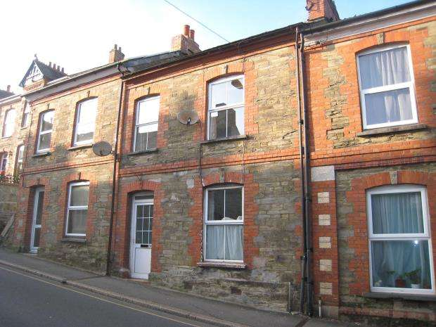 2 Bedrooms Terraced House for sale in Pound Street, Liskeard, Cornwall