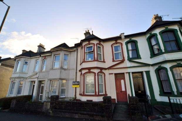 7 Bedrooms Terraced House for sale in Stuart Road, Stoke, Plymouth, Devon
