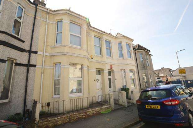 3 Bedrooms Terraced House for sale in College Road, Plymouth, Devon