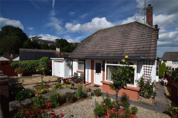 3 Bedrooms Detached Bungalow for sale in Clifton Crescent, Paignton, Devon