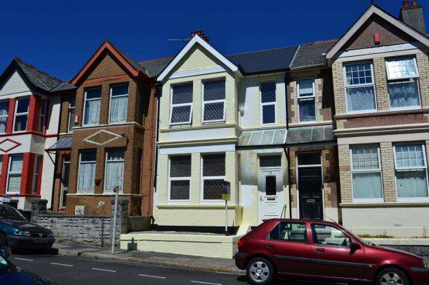 4 Bedrooms Terraced House for sale in Hillside Avenue, Plymouth, Devon