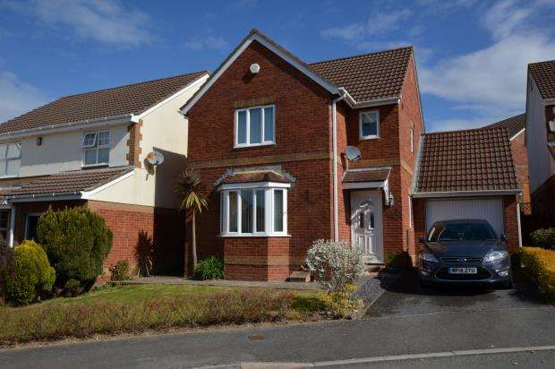 3 Bedrooms Detached House for sale in Upper Ridings, Plymouth, Devon