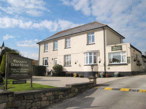 6 Bedrooms Commercial Property for sale in St Austell Road, St Blazey Gate, Par, Cornwall