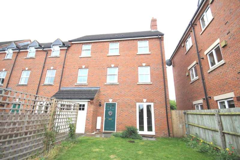 4 Bedrooms Semi Detached House for sale in Michaels Mews, Fairford Leys