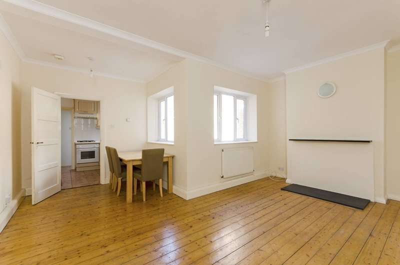 1 Bedroom Flat for sale in Mackeson Road, Hampstead, NW3