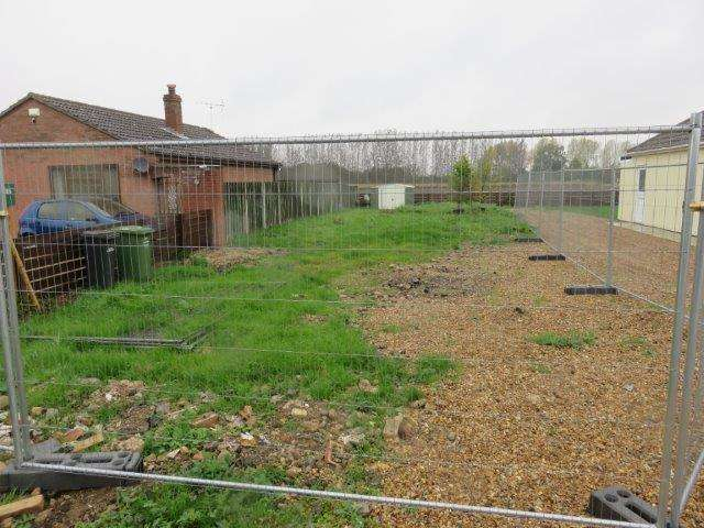 2 Bedrooms Land Commercial for sale in Croft Road, Upwell, Wisbech, Cambs, PE14 9HQ
