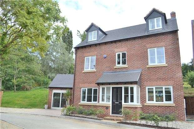 5 Bedrooms Detached House for sale in Orchard House, Robinswood Hill Court, Robinswood, GLOUCESTER, GL4 6SX