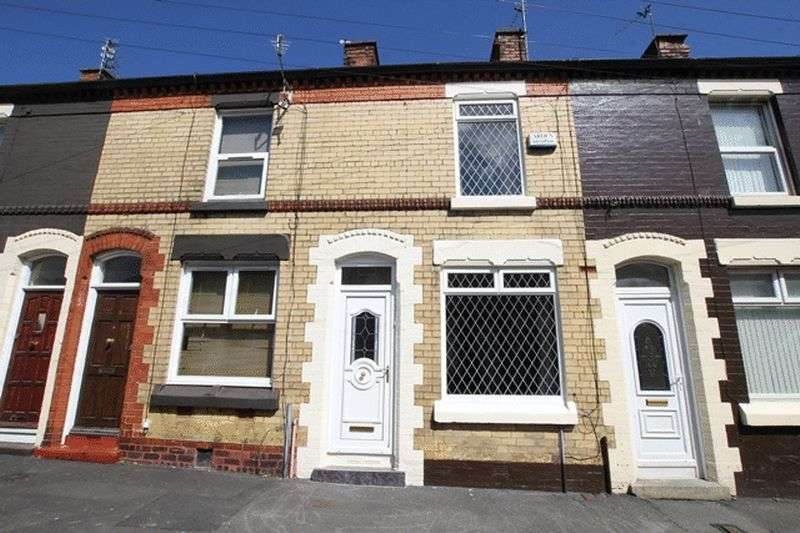 2 Bedrooms Terraced House for sale in Botanic Place, Kensington, Liverpool, L7