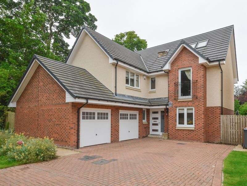 6 Bedrooms Detached House for sale in 38 Maplewood Park, Corstorphine, Edinburgh, EH12 8WU