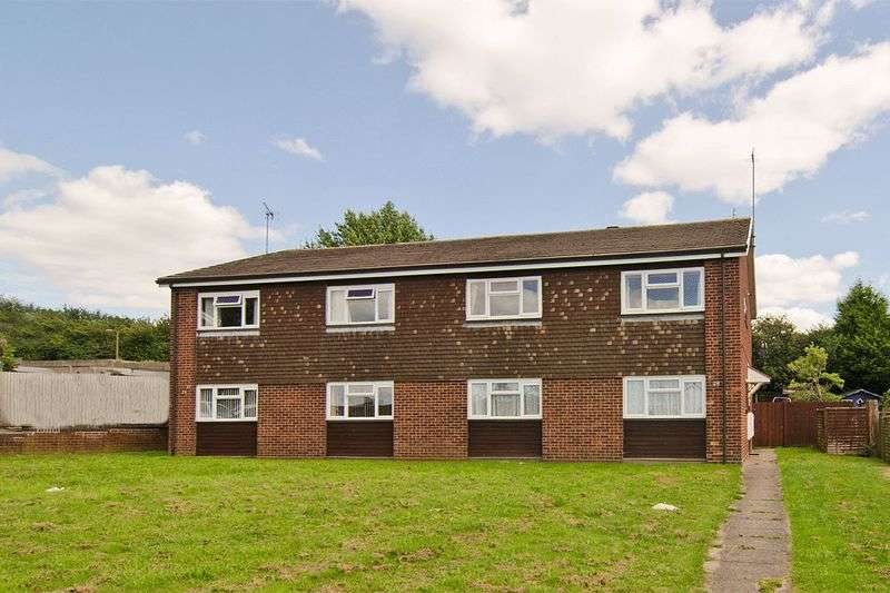 2 Bedrooms Flat for sale in Oxford Road, Cannock