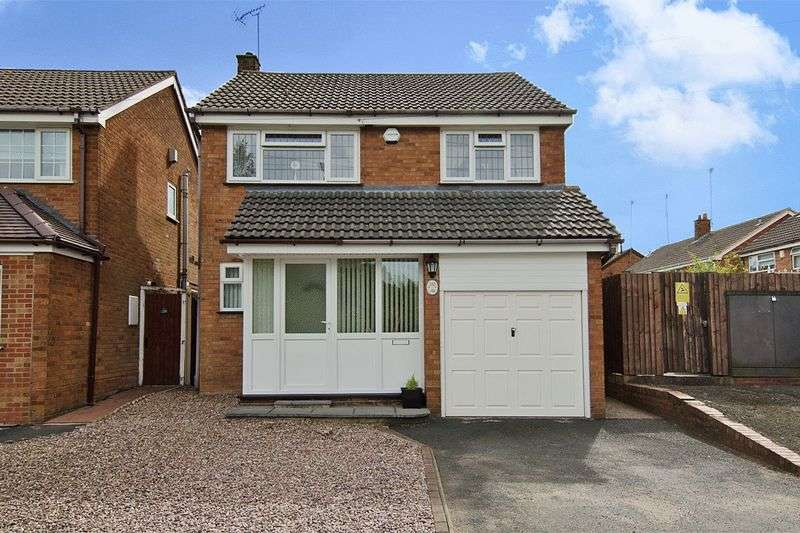 3 Bedrooms Detached House for sale in Rugeley Road, Hednesford, Cannock