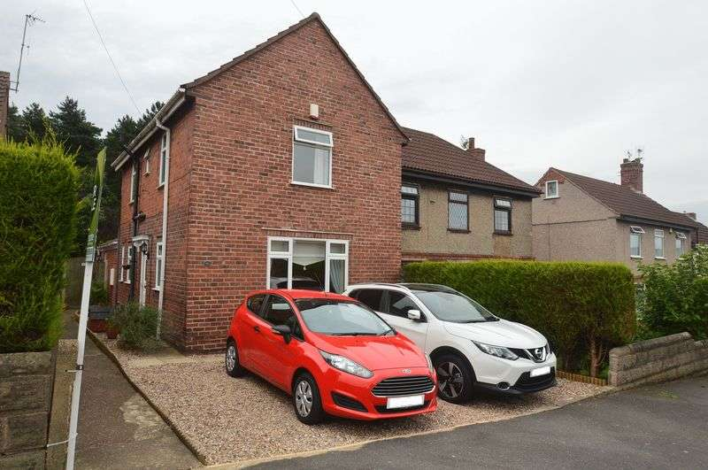 3 Bedrooms Semi Detached House for sale in Sherwood Avenue, Blidwoth
