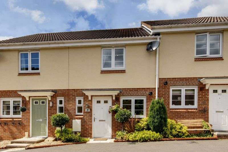 2 Bedrooms Terraced House for sale in Mill-Race, Newport